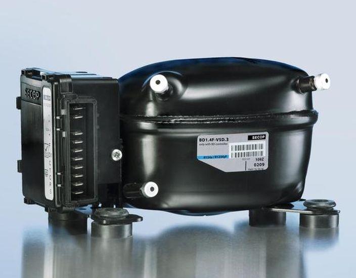 Новое поколение компрессоров BD на R134a и R1234yf